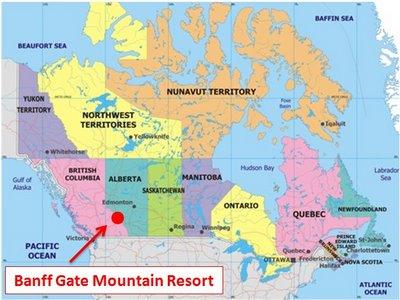 Ubicacion de Canada-