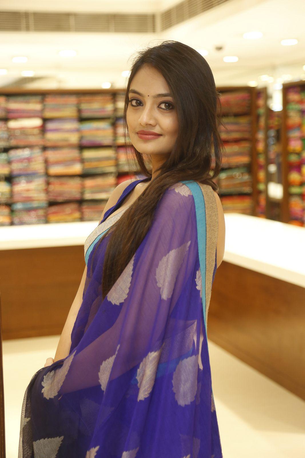 Nikita Narayan latest glam pics-HQ-Photo-14