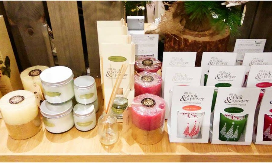 Clashing Time Talks Candles