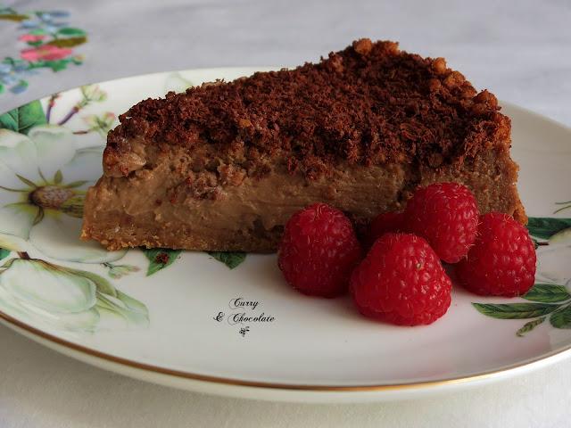Tarta fácil de turrón de chocolate para Navidad – Nougat Suchard  cake