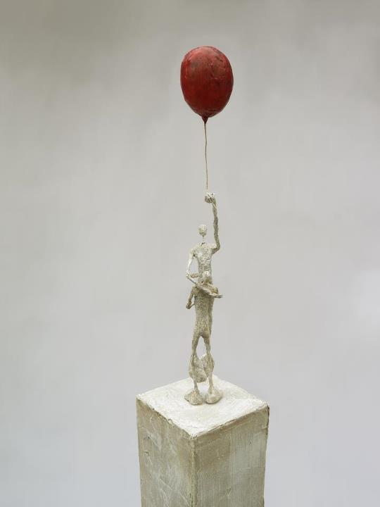 Antoine Jossé 1970 | French surrealist sculptor and painter