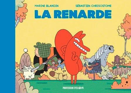 Album : La Renarde