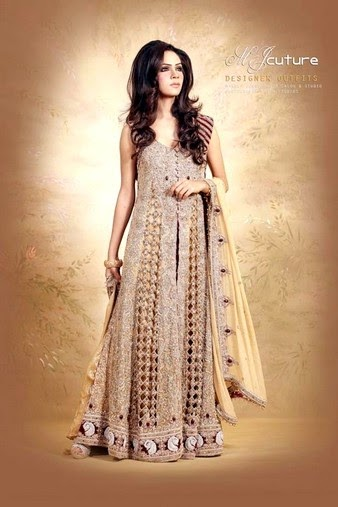 Best Pakistani Selling Bridal Dresses By MJ Couture