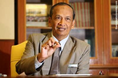 Tan Sri Dato' Setia Haji Ambrin Bin Buang
