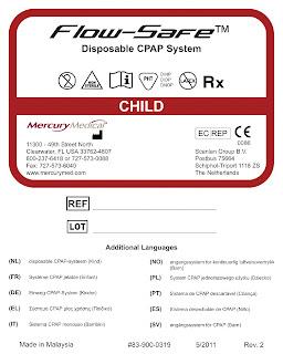 mercury-medical-label