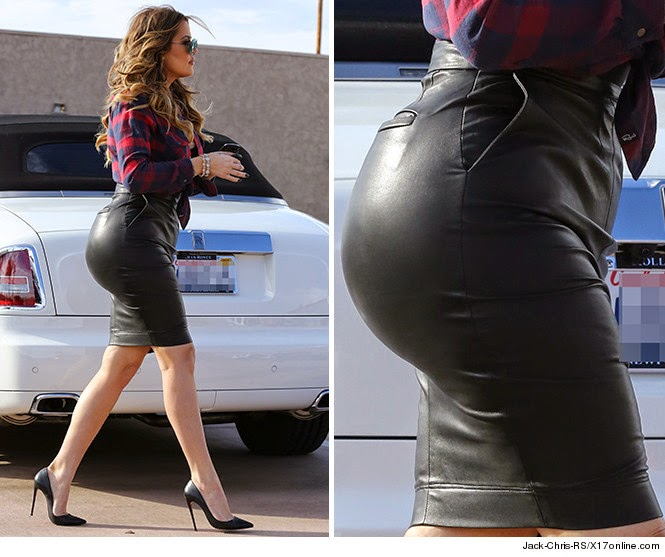 eGistOnline Magazine: Natural Or Fake? Khloe Kardashian's ...