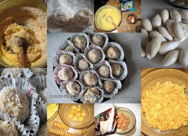 Jak zrobić ciastka bez pieczenia, czyli przepis na domowe kulki Rafaello
