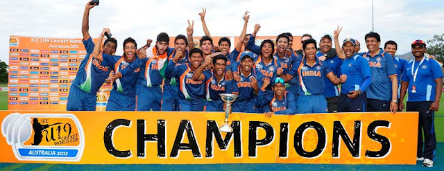 India beats Australia by 6 wickets and become ICC Under-19 World Cup Champions