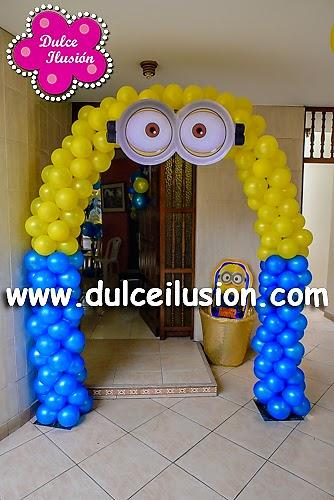 Minions Decoracion Para Fiestas ~   personajes de su pel?cula favorita los minions de mi villano favorito