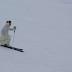 Η νύφη πήγε με πέδιλα του σκι...!!!