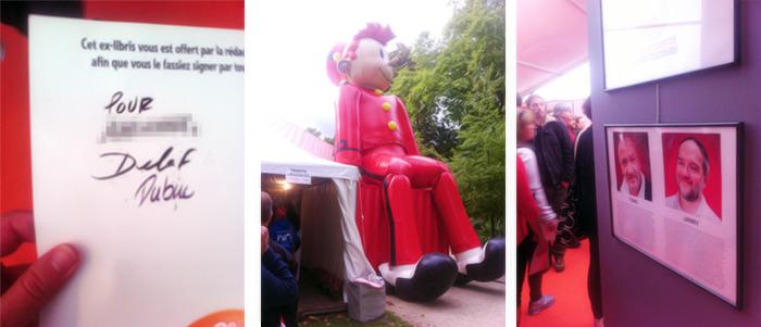festival spirou 2015