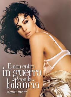 Hot Italian Celebrity Monica Belluci Picture Gallery