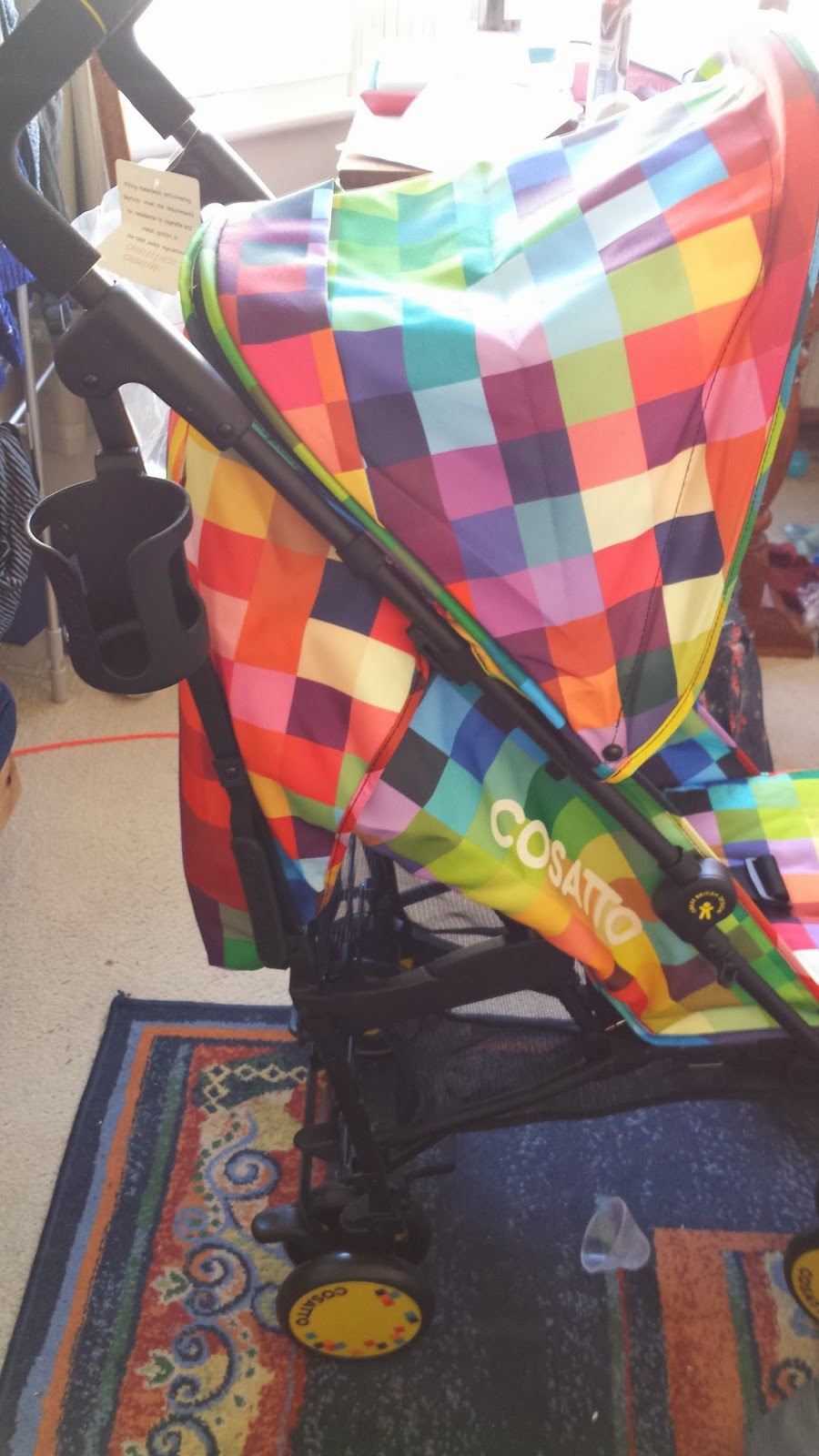 Brightonmumma cosatto supa stroller review