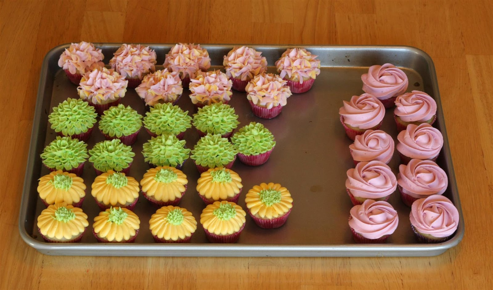 Patty Cakes Bakery: Cupcake Bouquet