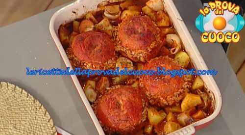 Pomodori con il riso ricetta Moroni da La Prova del Cuoco