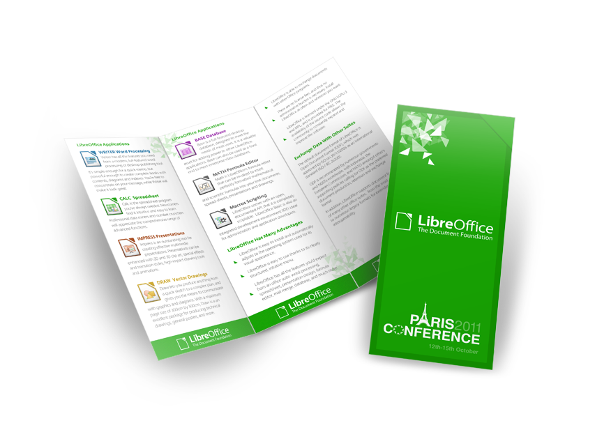 pamphlet and brochure | Template