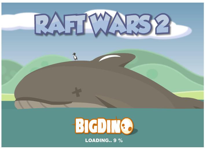 Armor Game : Raft Wars 2