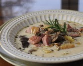 Smoked Turkey Chowder