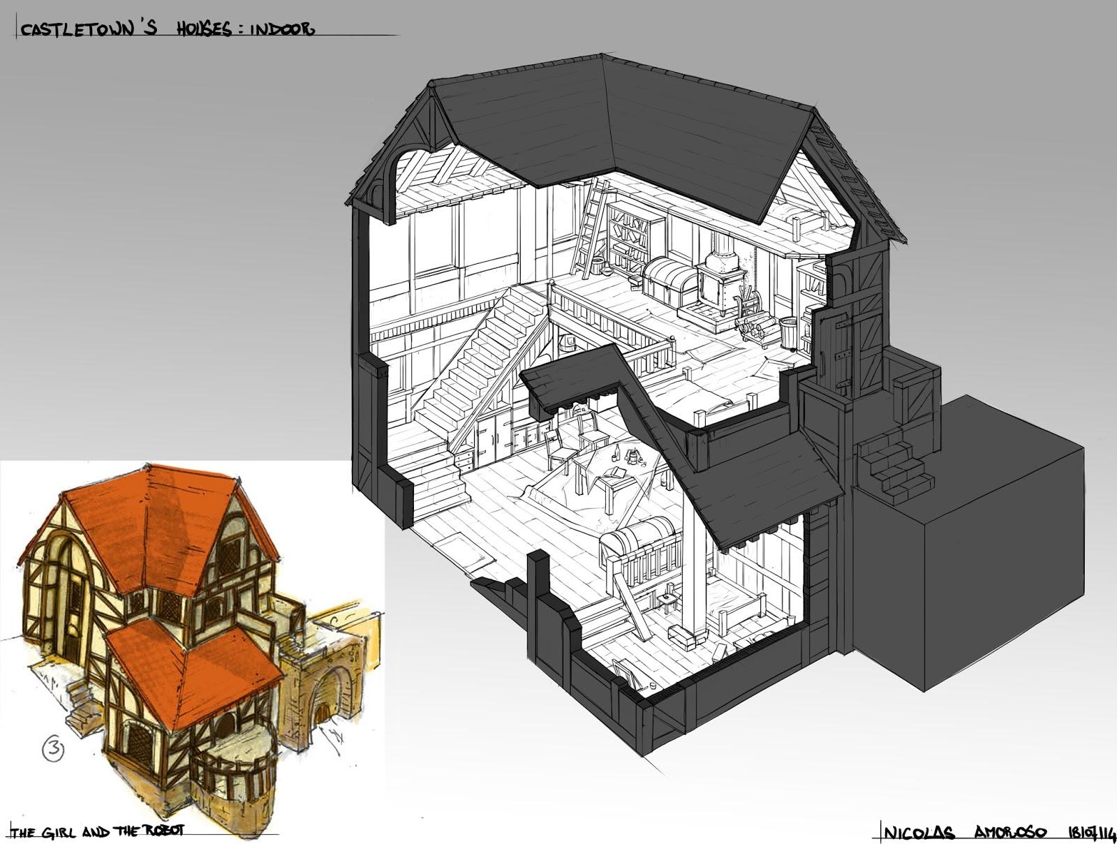 Les images de Niconoko. - Page 3 Interior+house