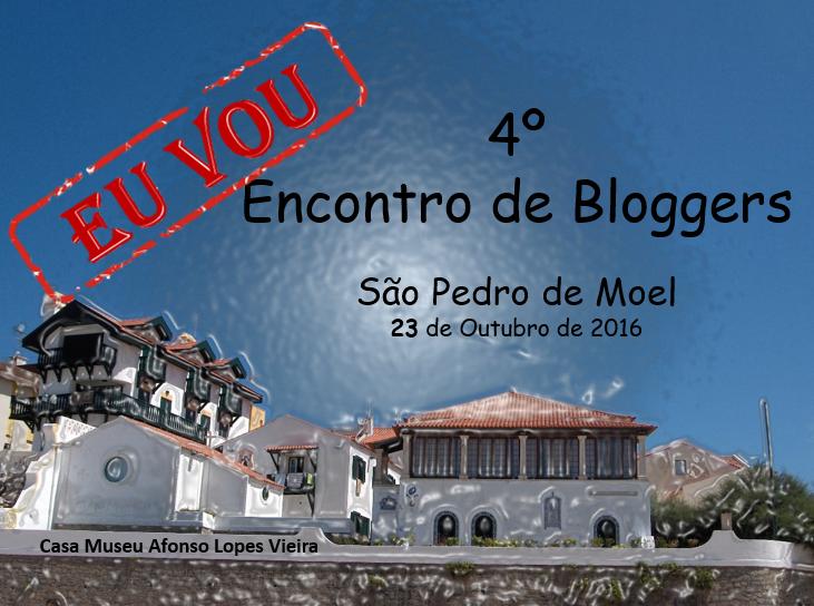 4º Encontro de Bloggers - EU VOU