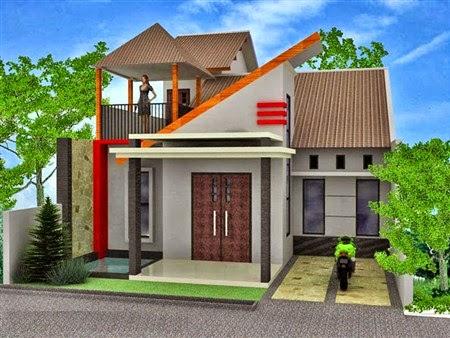 Gambar Model Rumah Minimalis 1 Lantai