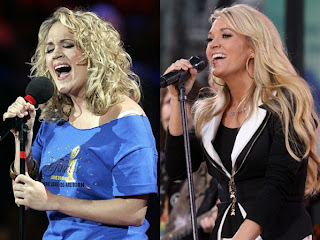 Carrie Underwood Before Weight Loss