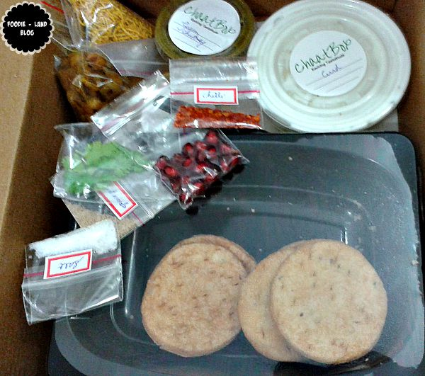 Chaat Box Review | Whitefield