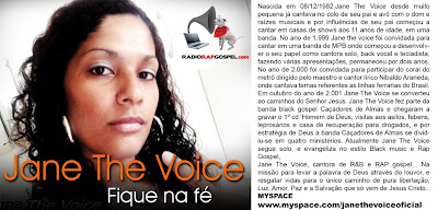 Jane The Voice