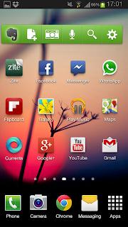 Punti forti dei widget su Android