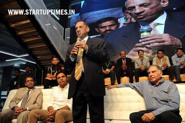 Gov Narasimhan THUB speech pics