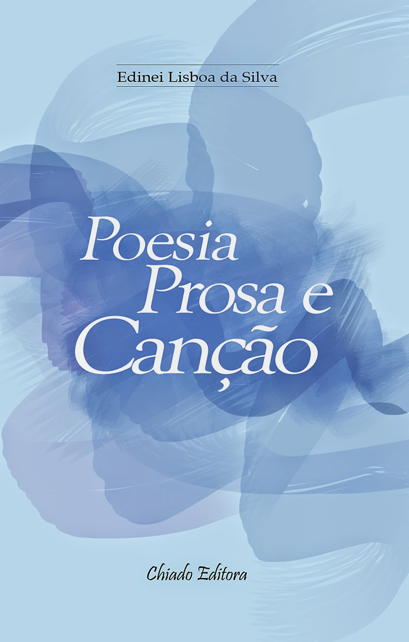 Poesia, prosa e canção