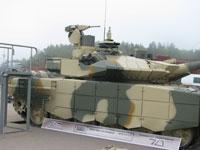 Борта Т-90АМ