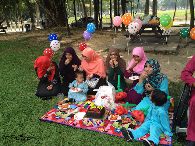 Gathering 1 EFG KBBA 2015 di Dataran Shah Alam