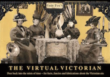 VISIT THE VIRTUAL VICTORIAN BLOG