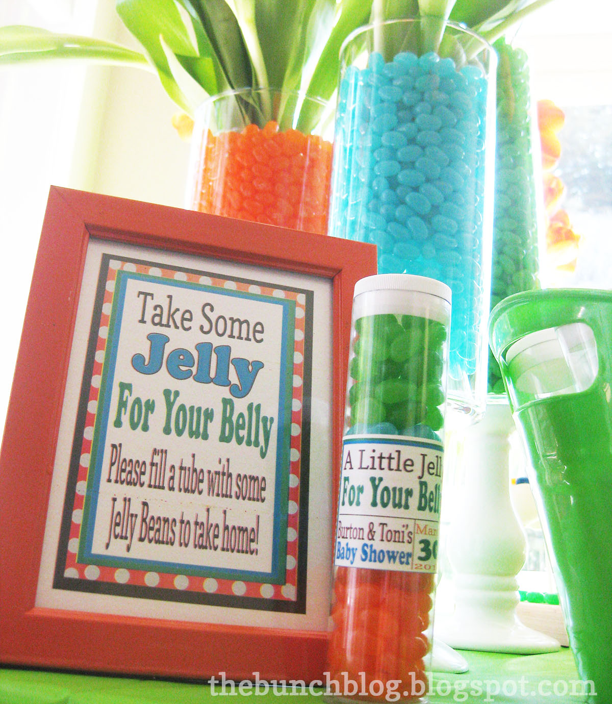The Bunch Handcrafted Stylishly Quot Welcome Little Jelly