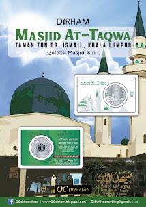 MASJID AT-TAQWA TAMAN TUN DR. ISMAIL, KL (Qoleksi Masjid, Siri 1)