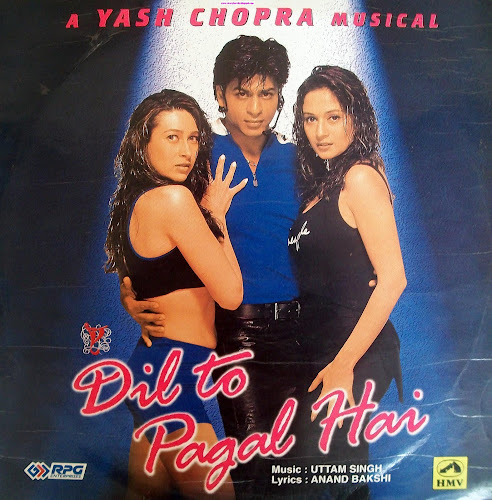 Dil To Pagal Hai (1997) Movie Poster