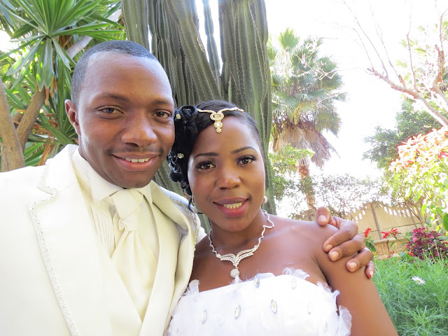 The Wedding Of Chiedza to Richard