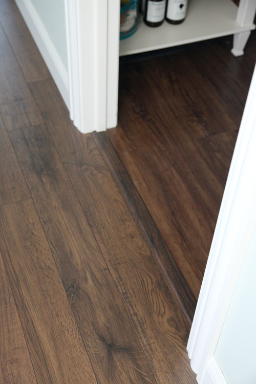 Do it yourself floating laminate floor installation for Flooring installation