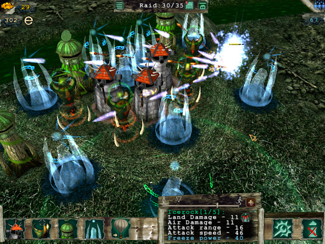 Master of Defense - Level 5 Swamp Description