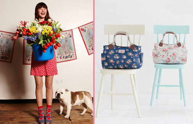 From Cath Kidston has grown exponentially and this is when the brand first expanded beyond London. The next store to open its doors was in Bath, swiftly followed by numerous other locations throughout the UK including Bristol, Brighton, York and Edinburgh.