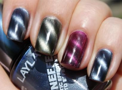 as unhas decoradas Polonês magnética