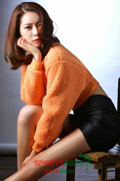 Dal Shabet Ahyoung Sports Geek