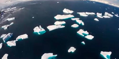 'Operación Antártida' podrá verse por los canales regionales
