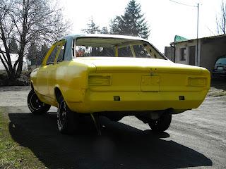 Opel Rekord C 1970