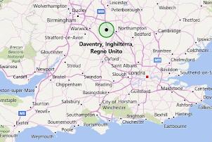 Daventry, UK