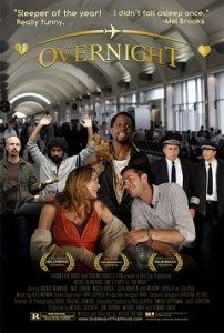 Overnight (2012) HDTV 350MB MKV