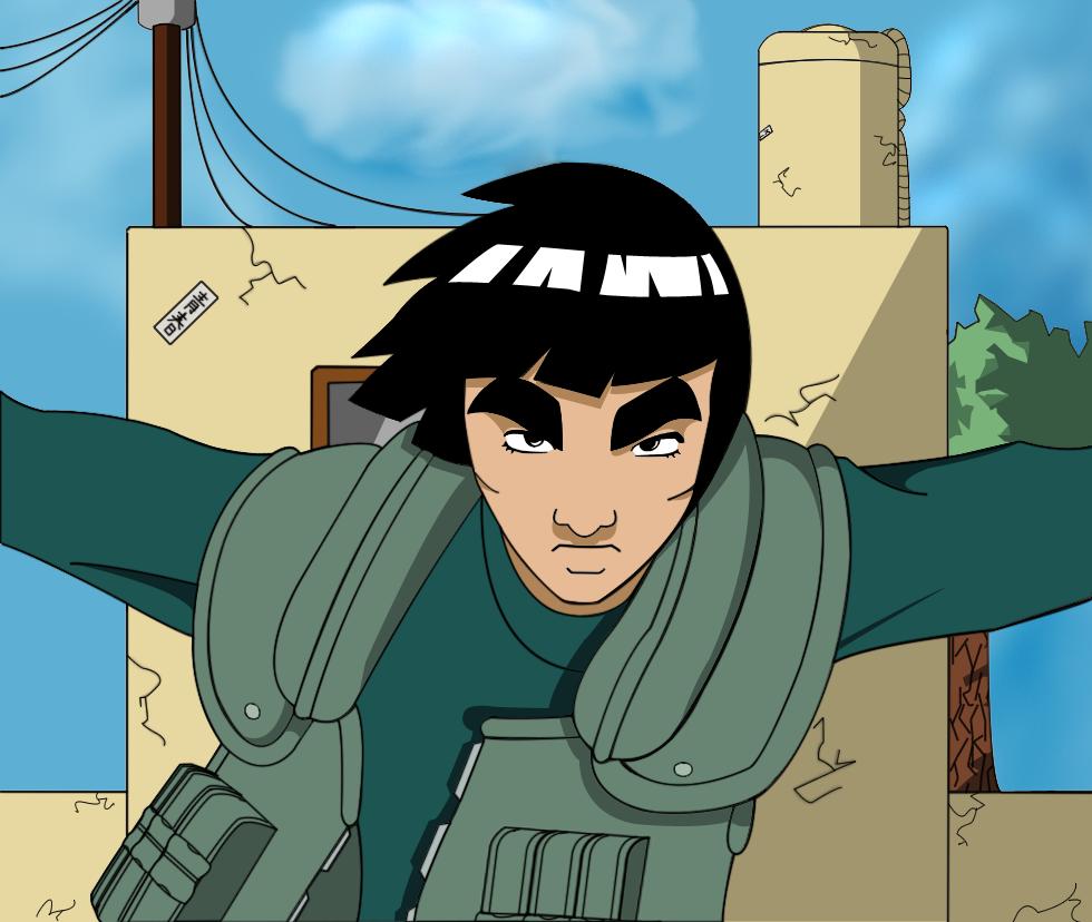 Maito Gai Imagens Naruto Imagens E Wallpapers