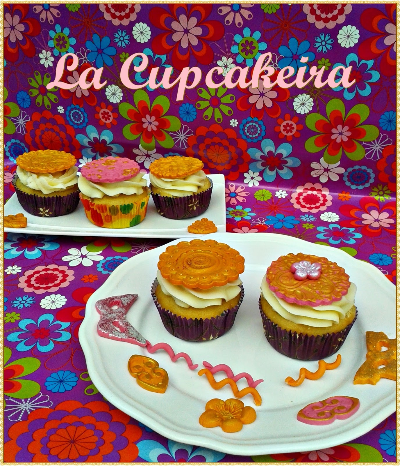La cupcakeira bollywood cupcakes - Cupcakes tenerife ...