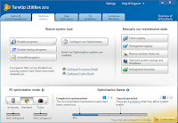 TuneUp Utilities screenshots